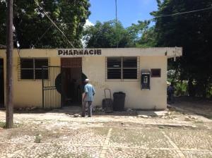 Pharmacie de Jacmel