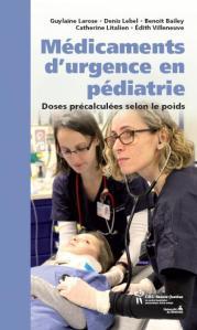 Médicaments d'urgence en pédiatrie