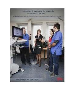 Rapport sur les pharmacies hospitalières canadiennes