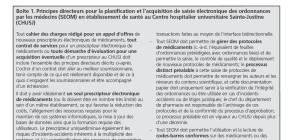 Extrait des principes directeursSource : http://www.ncbi.nlm.nih.gov/pmc/articles/PMC4006766/